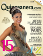 Quinceanera.com Magazine Cover Orange County Edition.