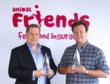 Animal Friends Insurance wins two awards at the South Wilts Business of the Year Awards 2013