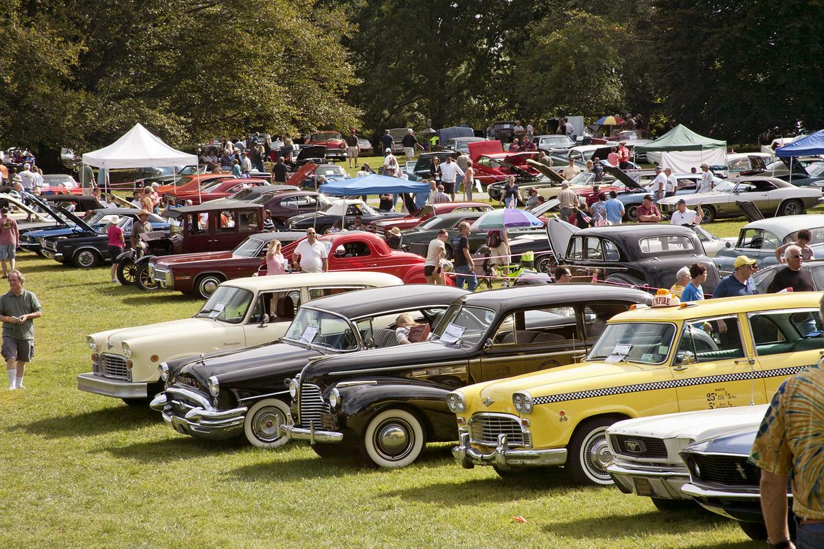 Hagley Museum Antique Car Show