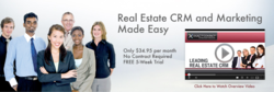 IXACT Contact Real Estate CRM Website Banner