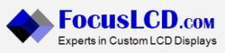 Focus LCD