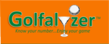 All New Golfalyzer Golf Gift  Breathalyzer Helps Golfers Play Better Golf and Drive Home Safely