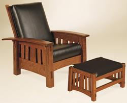 McCoy Morris Chair