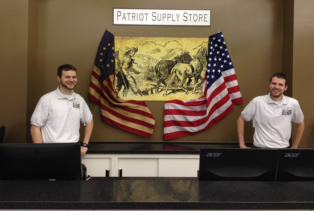 Patriot Supply Store in Muncie, Ind  to Host Grand Opening July 4, 2013