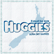 3D UltraAbsorb Huggies NZ