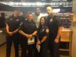 Dallas Cowboys All Pro Wide Receiver Dez Bryant Visits the New Mexico...