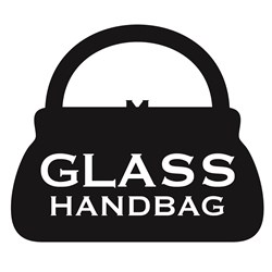 Glass Handbag - Logo