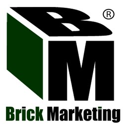 Brick Marketing Full Service SEO Firm Logo