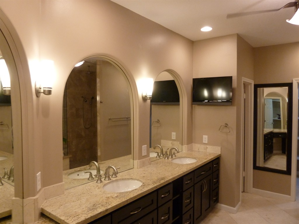 Houston Remodeling Company Everhart Construction Launches New – Bathroom Construction