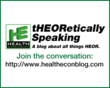 tHEORetically Speaking.  The official blog of HealthEconomics.Com at http://www.healtheconblog.com