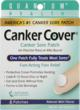 Canker Cover fully treats most canker sores in just 24 hours.