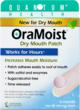 OraMoist Dry Mouth Patch increases mouth mositure for hours