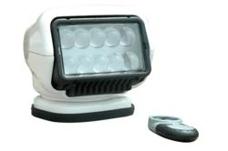 Larson Electronics Releases New White Remote Control LED Golight Stryker