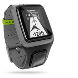 tomtom multisport gps watch, tomtom gps watch, tomtom runner gps watch