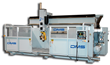DMS 5 Axis Long Bridge Enclosed CNC Router