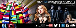 New And Exciting Weekly World Music Charts on BEAT100