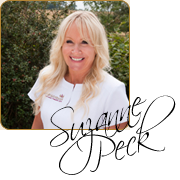 Suzanne Peck - Co-director of Homefield Grange, Qualified Naturopath and Nutritional Therapist