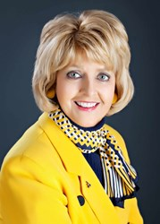 Dr. Jeanie Webb is Rose State College's seventh president.