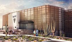 TopGolf's new facility in Scottsdale, AZ