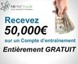Un compte de démo à 50,000$ offert par NetoTrade
