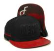 "Flat Fitty Die Real ""Black Ink - Family First"" Limited Edtion Black/Red"