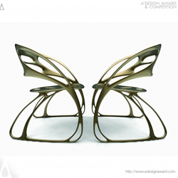 Butterfly Chairs by Santo & Jean Ya