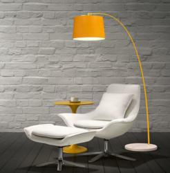 Twisty Floor Lamp Zuo Modern 50064