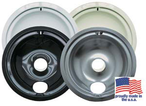 Range Kleen Drip Pans And More Made In The U S A