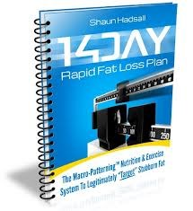 14 day rapid fat loss plan