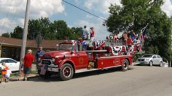 Hermann Missouri - Fourth of July 2013 Event