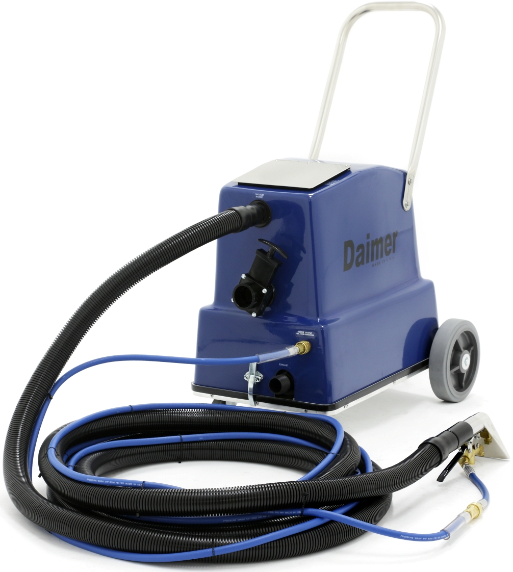 Daimer Unveils Carpet Cleaner For Bus Companies