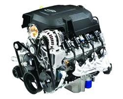 5.7 Liter Chevy Engine
