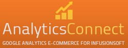 Google Analytics Ecommerce for Infusionsoft