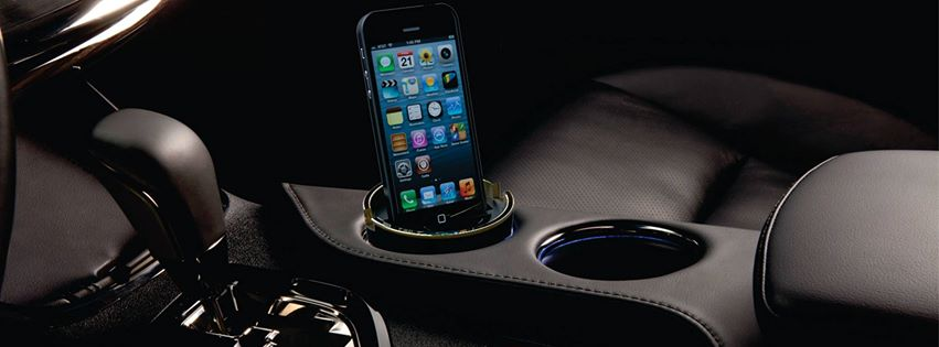 Iphone Car Mount Creator Custom Car Docks Announces
