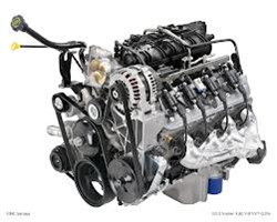 GMC Savana Engine | V8 GMC Engines