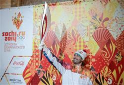 Sochi 2014 Names First Olympic Torch Relay Torchbearers