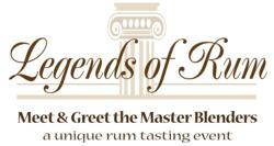A number of legendary master blenders of rum will gather in New Orleans during the Tales of the Cocktail convention on July 20 to present their finest expressions of rum.