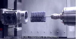 Bore Finishing and Blending with the BRM Flex-Hone®