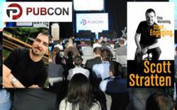 Pubcon Las Vegas 2013 Keynote Speaker Scott Stratten