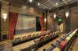 Martis Camp Movie Theater