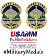 Alaska Soldiers Looking to USA Military Medals for Unit Crests