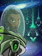 Promo Poster For Kemstar Media's Upcoming New Sci-Fi Comic Series