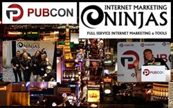 Pubcon New Orleans 2014 & Pubcon Las Vegas 2014 Platinum Sponsor Internet Marketing Ninjas