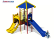 New Playground Equipment for Monica Park