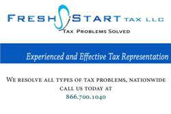 Effective Tax Representation