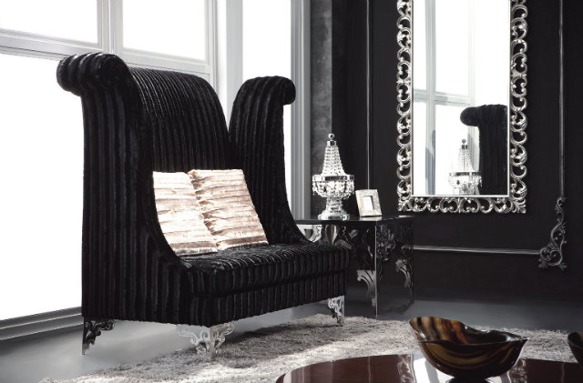The interior gallery introduces new range of high back - High back living room chairs suppliers ...