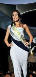 Miss Bolivia Mundo
