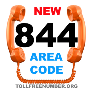 Tollfreenumber Org Announces The Release Of The Toll Free 844 Area Code
