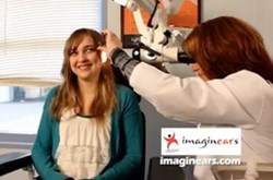 Teenager Hearing Test at Imaginears in Medford OR