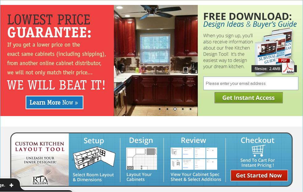 buying kitchen cabinets online just got easier thanks to